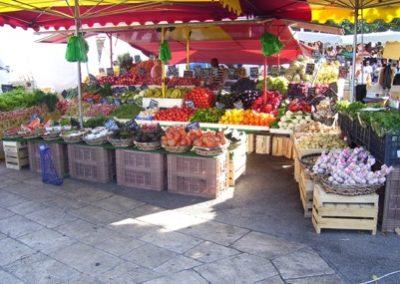 Sanary Markt